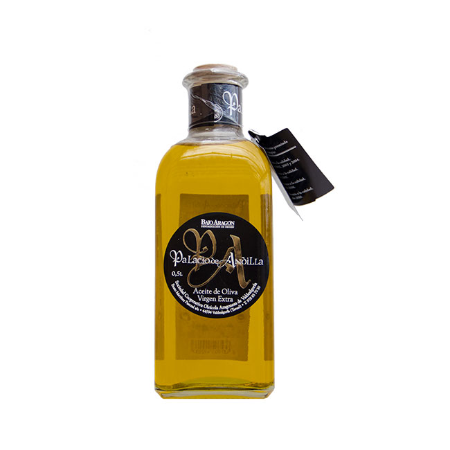 Aceite de oliva no virgen